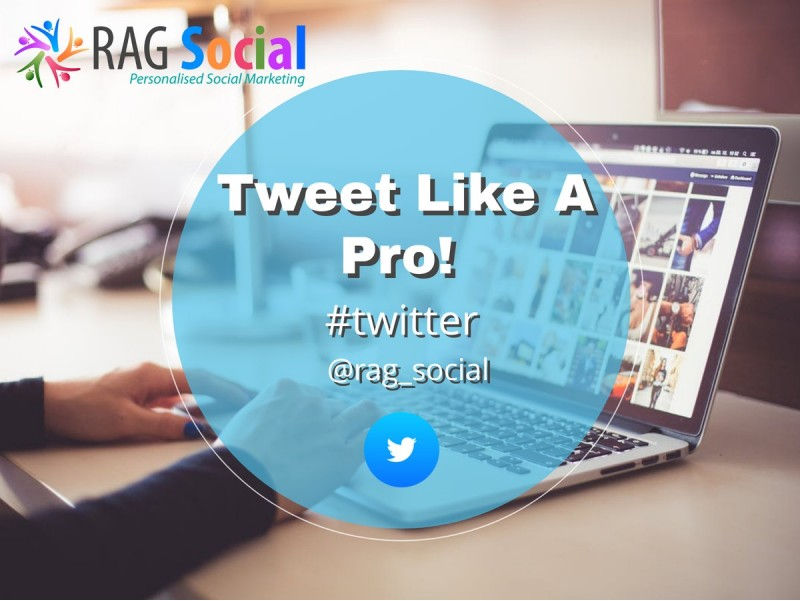'Tweet Like A Pro!' Twitter Package